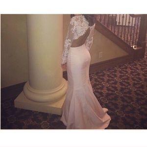 Dresses & Skirts - Pale Pink 2 Piece Prom Dress